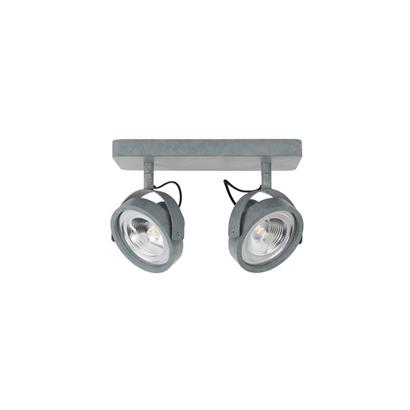 Zuiver Spot Dice-2 LED Beton Look