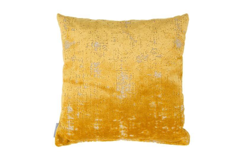 Zuiver sierkussen sarona oker geel 7002201935 35 00 eliving - Geel fluweel ...
