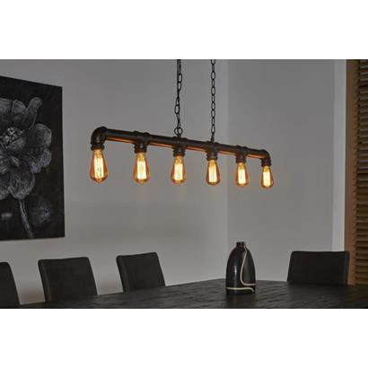 Hanglamp Industrial Tube 6L