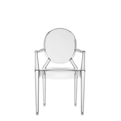 Kartell Stoel Louis Ghost
