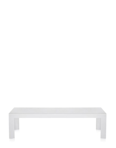 Kartell Salontafel Invisible Side Laag