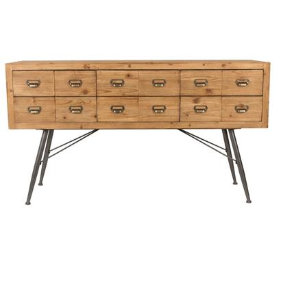 DutchBone Dressoir Six 6 Laden