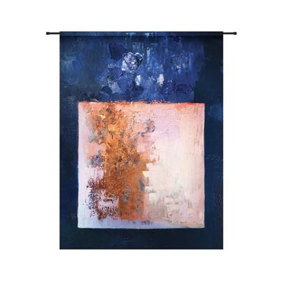 Urban Cotton Wandkleed Abstract in E-Mineur 80 x 110 cm (S)