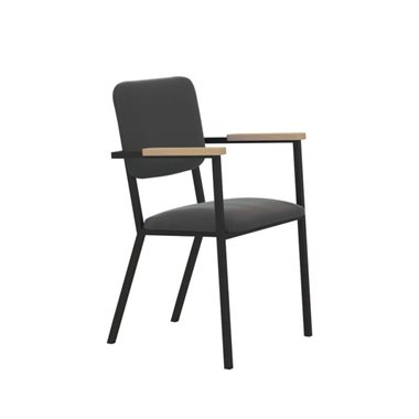 Armstoel Co Chair Zwart