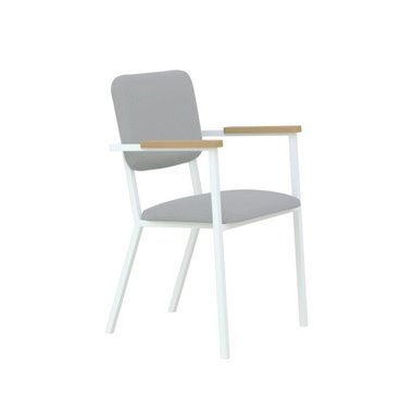 Armstoel Co Chair Wit