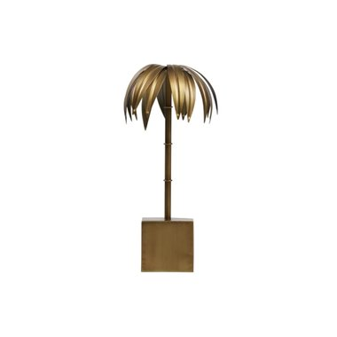 BePureHome Palm Metaal Antqiue Brass