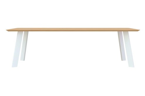 Studio HENK Eettafel New Co Wit 160x90x3 cm