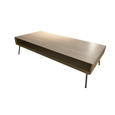 Salontafel Caress Open vak 65x65x35 cm