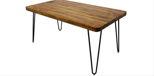 Kick Eettafel Industrial Triangle 160 x 90 cm