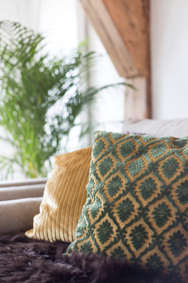 Deze kussens veranderen je interieur in een handomdraai!