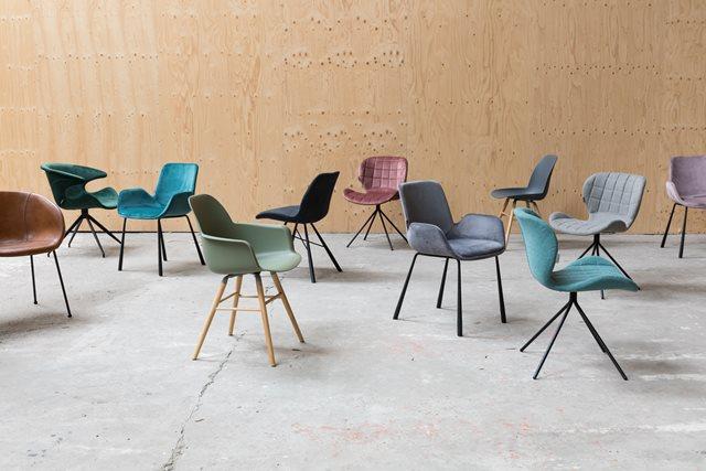 Mix & Match met Zuiver stoelen