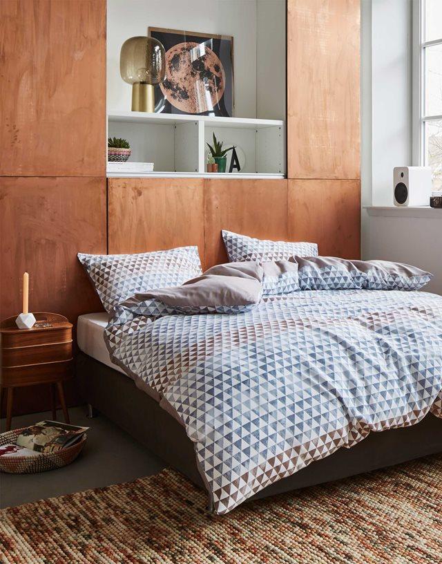 Hoe richt je een kleine slaapkamer in