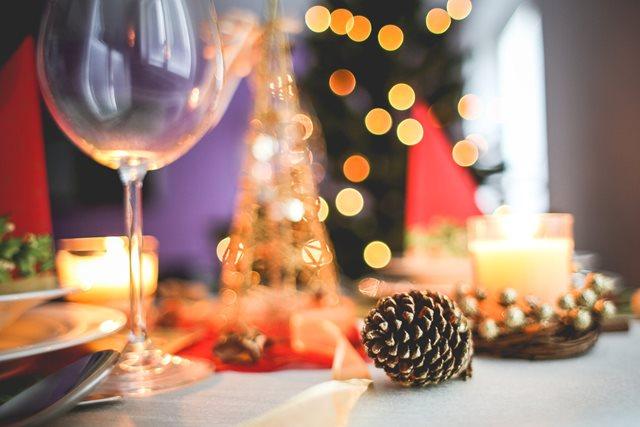 Alles voor een gouden Kerst