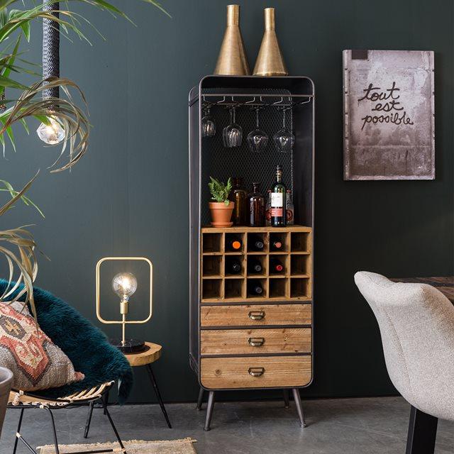 Deze wijnkasten maken jouw feest compleet
