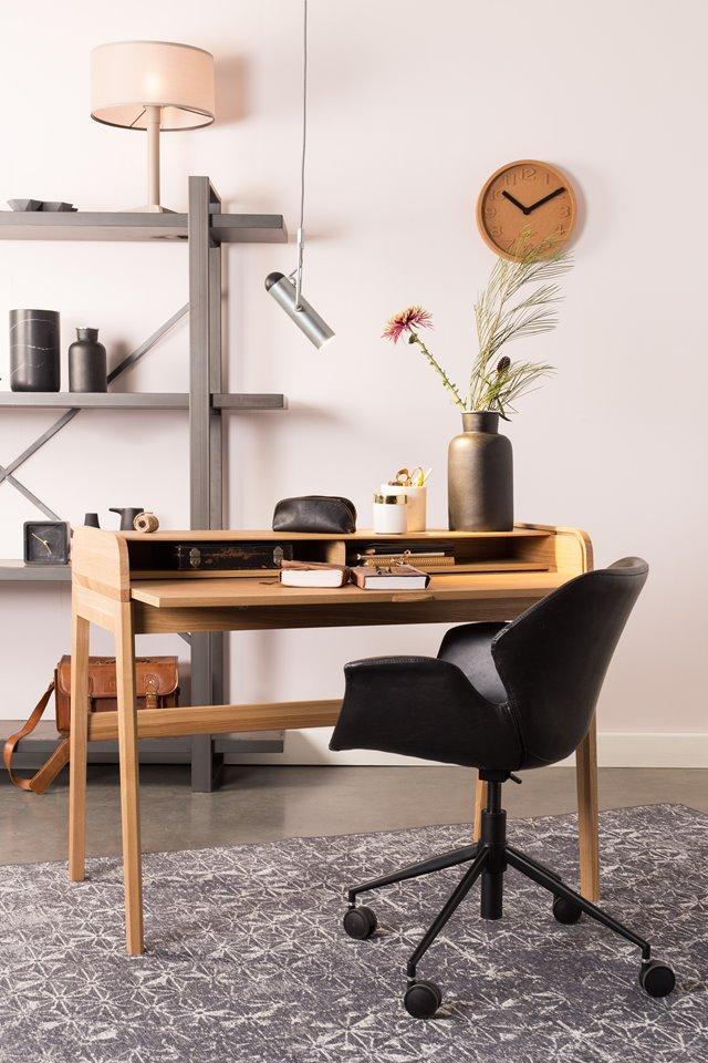 Stijlvol aan het werk met deze bureaustoelen