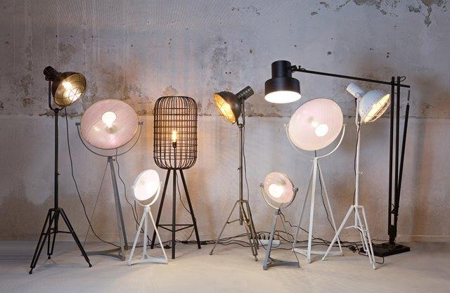 15x Industriële lampen