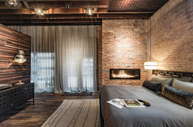 5 Tips voor een industriële slaapkamer