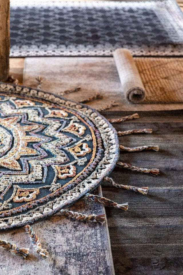 Kunstwerkjes op de vloer met deze vloerkleden
