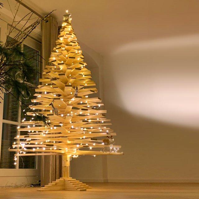Kerstboom tip: met deze boom haal je een duurzame kerstboom in huis