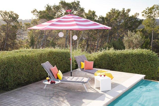 Waarom is een parasol onmisbaar in de tuin?