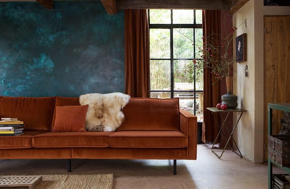 Trend: fluweel zacht velvet voor in huis eliving