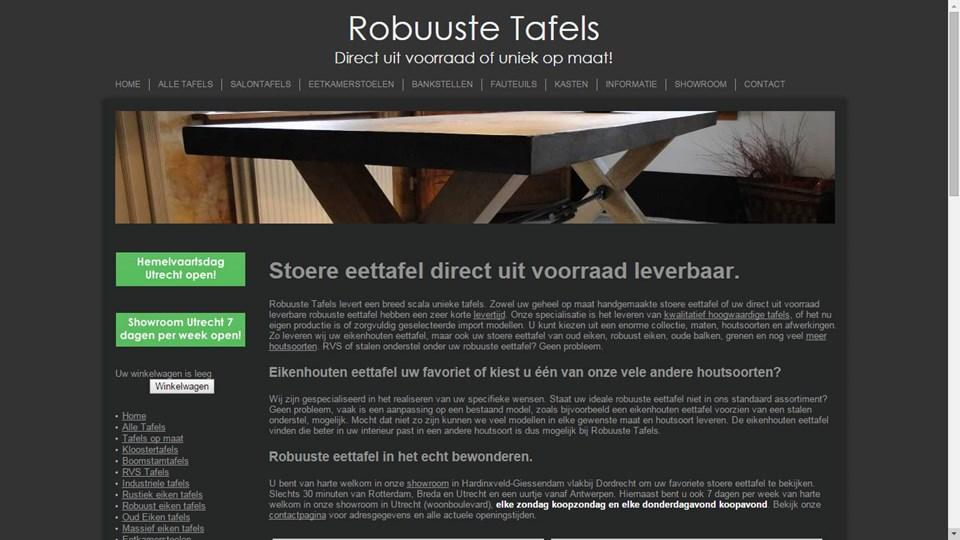 Robuustetafels.nl eliving